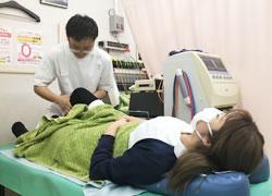あきる野波多野整骨院 ぎっくり腰の根本治療
