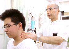 頚椎矯正・頭蓋骨のズレを直す